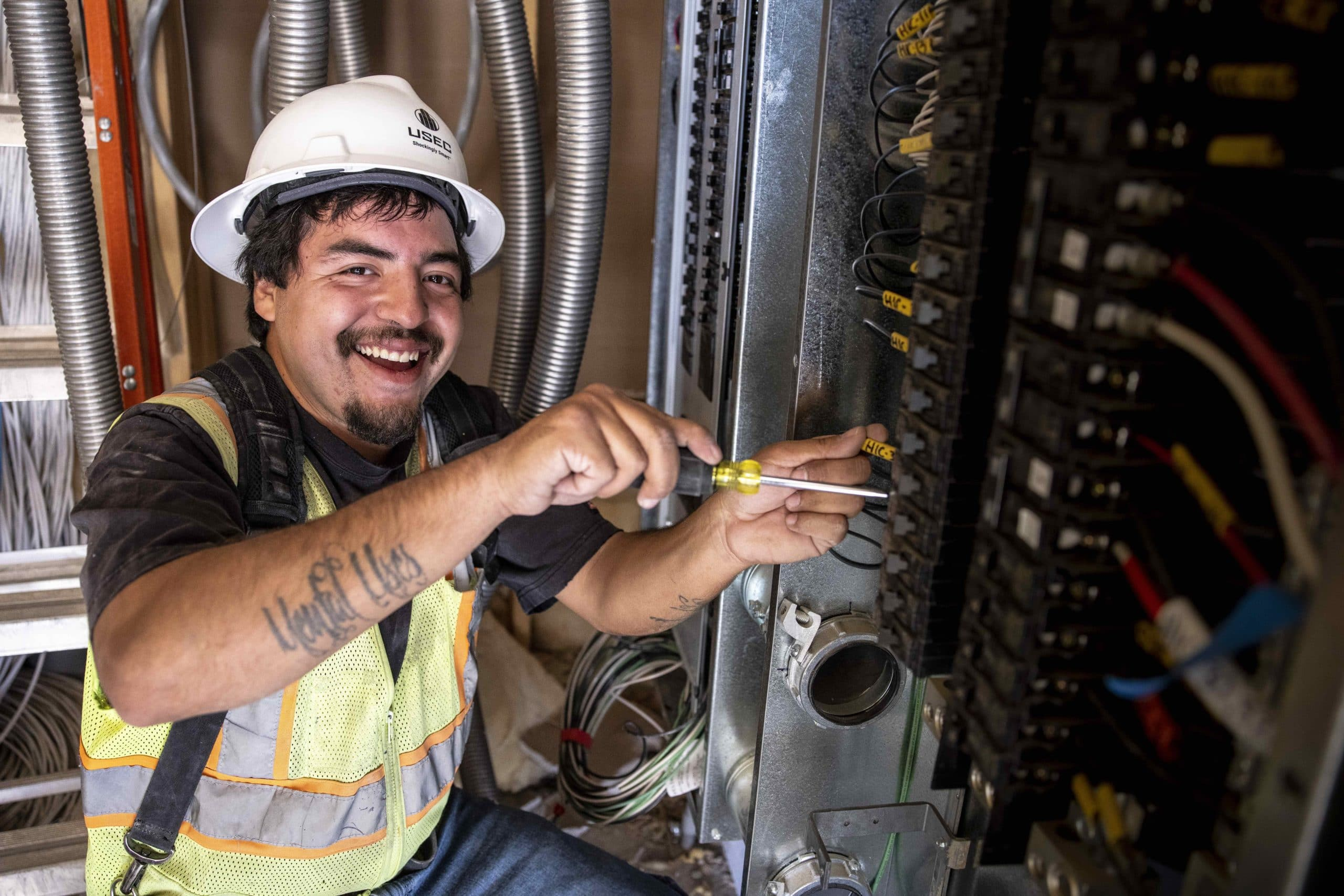 USEC exployee